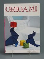 Origami activity book, Hideaki Sakata, 1984, courtesy of The Strong, Rochester, New York.