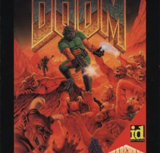 Doom box cover