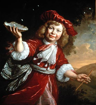 Homo Bulla A Boy Blowing Bubbles Bartholomeus Van Der Helst