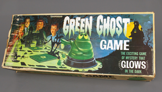 Green Ghost game, 1965, gift of Donald Lyon. The Strong, Rochester, New York.