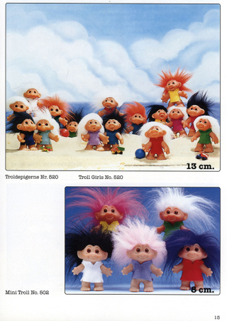 Troll Company ApS trade catalog, 1993, from The Brian Sutton-Smith Collection, The Strong, Rochester, New York.