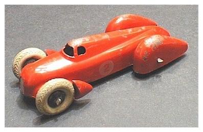 Dinky-auto-union-record-car