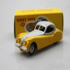 Dinky-toys-1-43-jaguar-xk120-coupe-alloy-car-models-classic-cars