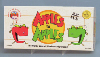 Apples to Apples, 2000. The Strong, Rochester, New York