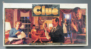 Clue, 1986-1992. Gift of Karen Daskawicz, in memory of Elizabeth Harris Daskawicz. The Strong, Rochester, New York