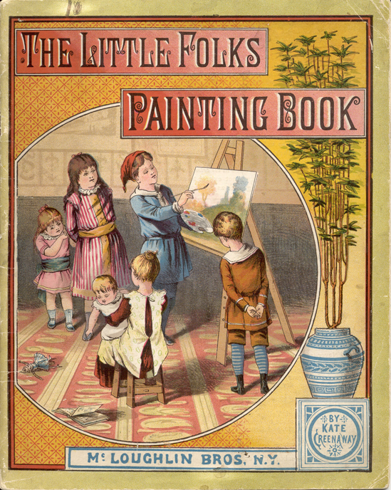 The Coloring Book; A Little History - Global Toy News