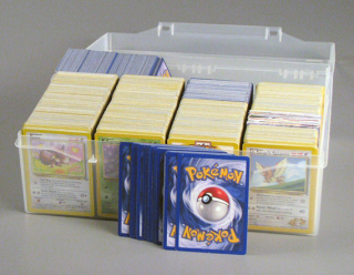 Pokémon card game  ca. 2000. The Strong  Rochester  New York