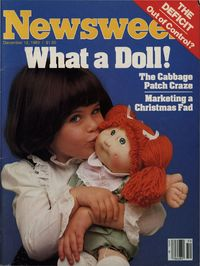Newsweek, December 12, 1983, courtesy of The Strong, Rochester, New York.