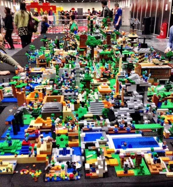Brick 2014 Thrills UK's LEGO Enthusiasts - Global Toy News