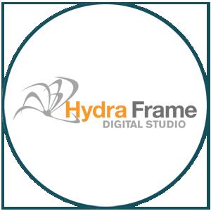 Logo-hydraframe