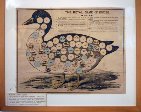 The-royal-game-of-goose