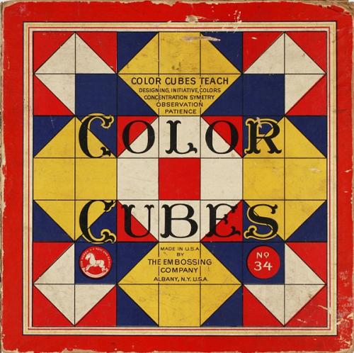 ColorCubesBox