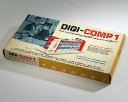 Digi-Comp 1 Computer  1963  The Strong  Rochester  New York