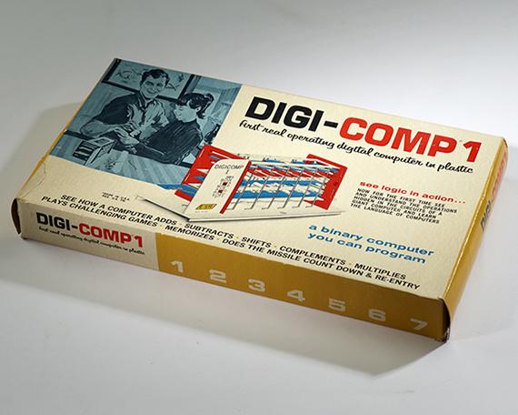 Digi-Comp 1 Computer  1963  The Strong  Rochester  New York
