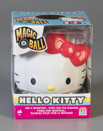 Magic 8 Ball  Hello Kitty  Mattel  Inc.  2017 The Strong  Rochester  New York