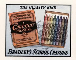 Milton Bradley Company trade catalog  1925  The Strong  Rochester  New York.