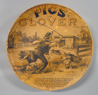 Pigs in Clover  about 1890  The Strong  Rochester  New York.