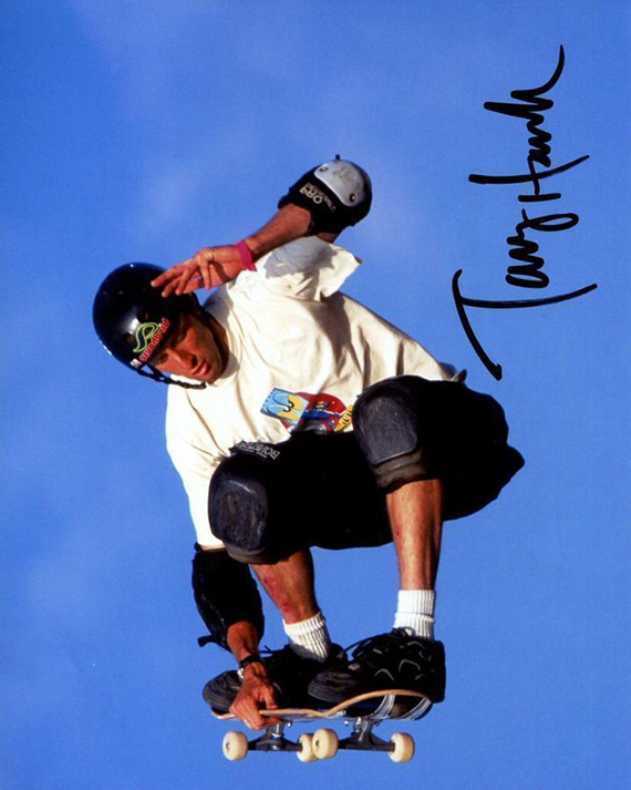 Photograph of Tony Hawk  about 2010  The Strong  Rochester  New York.