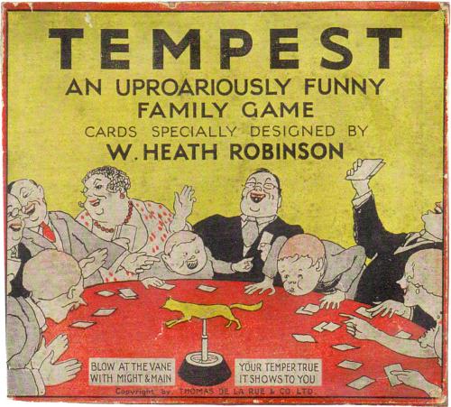 Tempest-box