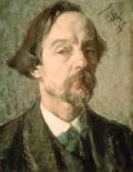 Sergey_malyutin_-_selfportrait_1910