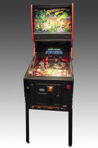 Revenge From Mars Pinball Machine  1999  The Strong  Rochester  New York.