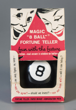 Magic 8 Ball  Alabe Crafts Inc  about 1960  The Strong  Rochester  New York