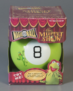 Magic 8 Ball  The Muppet Show  Mattel  Inc.  2003  The Strong  Rochester  New York