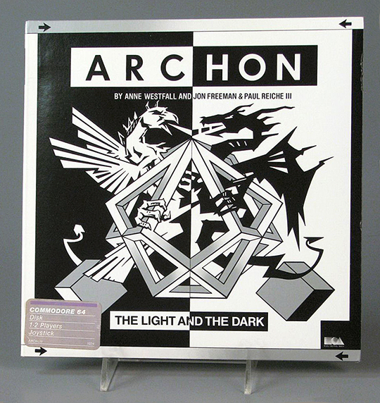 Archon  Electronic Arts  1983. The Strong  Rochester  New York.