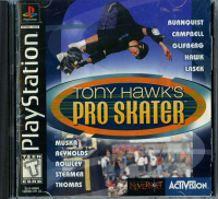 Tony Hawk's Pro Skater  1999  Sony PlayStation  The Strong  Rochester  New York.