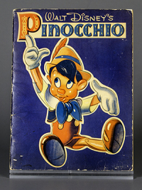 Disney's Pinocchio coloring book 1939. The Strong  Rochester  New York.