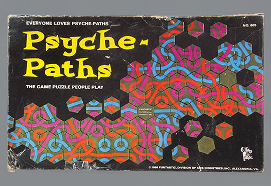 Psyche-Paths game  KMS Industries  Inc  1969. The Strong  Rochester  New York  USA