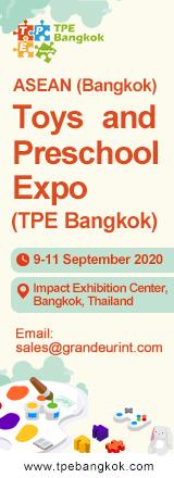 TPE Bangkok 2020 Banner160X440