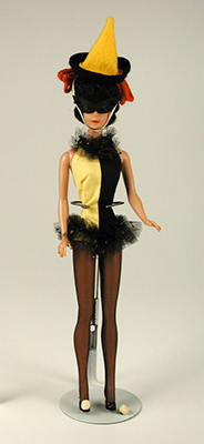 Masquerade Barbie  1963. The Strong  Rochester  New York.